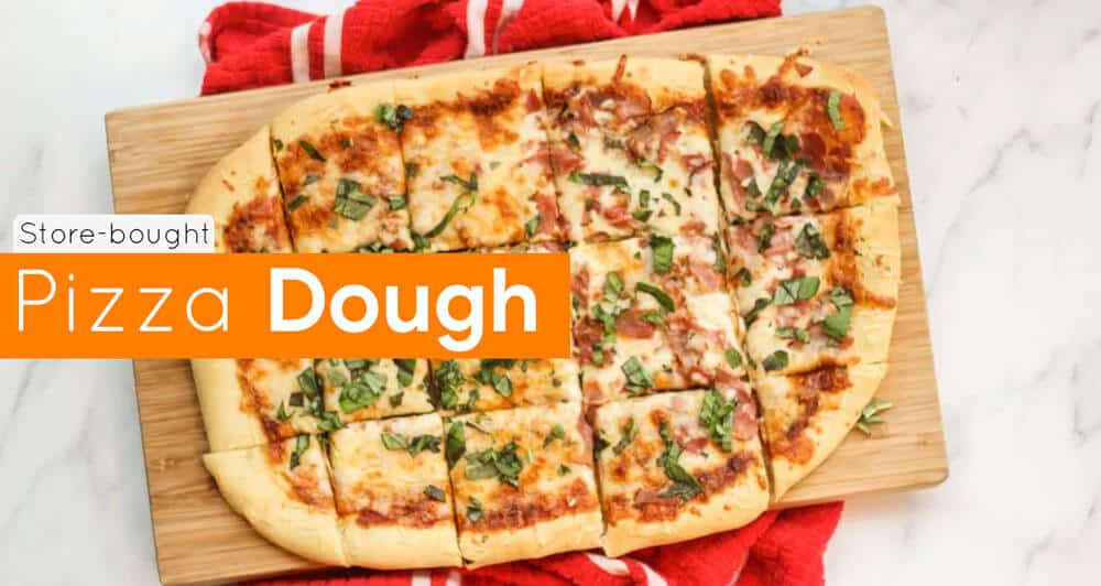 Best Store Bought Pizza Dough to buy
