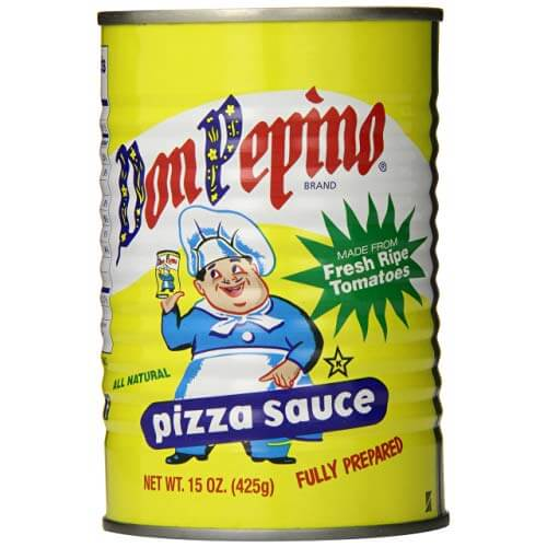 Don Pepino - best sauce for homemade pizza