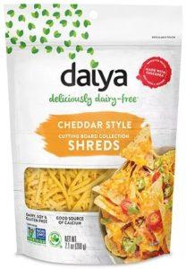 vegan shredded cheese