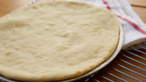 Best Store bought pizza dough