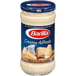 Barilla sauce - best jar alfredo sauce brand