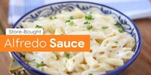 Best Store Bought Alfredo Sauce
