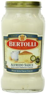 Bertolli Sauce - best jarred alfredo sauce