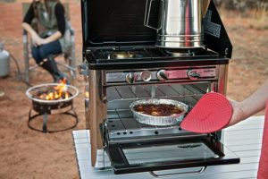 camp chef outdoor camp oven review