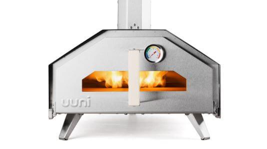 Dual Fuel Pizza Oven