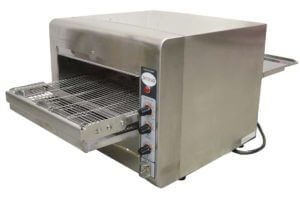 Omcan 11387 - commercial wood burning pizza oven