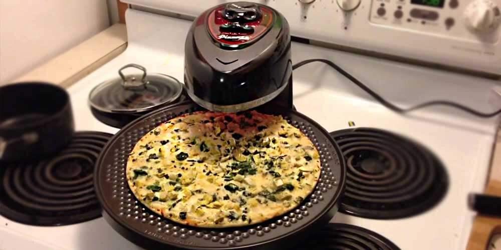 Presto Pizzazz Pizza Oven Review