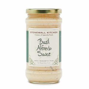 Stonewall brands of alfredo sauce