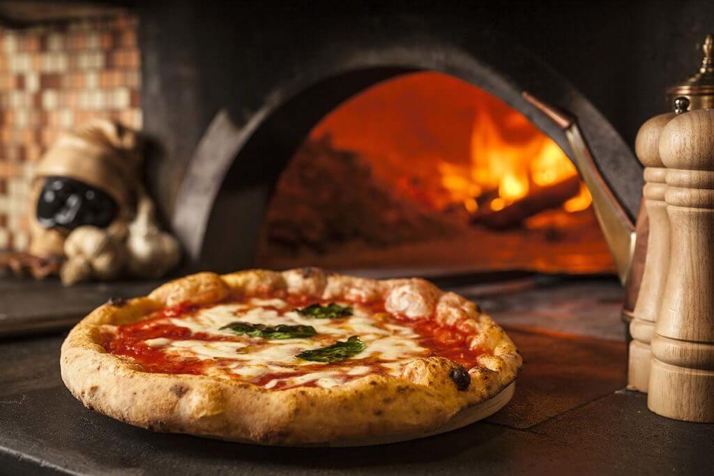 oven for Neapolitan Pizza and Sicilian Pizza