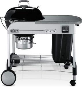 weber performer premium grill