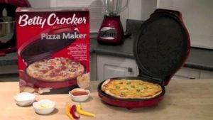 Betty Crocker Pizza Maker Review