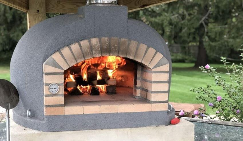 pizza ovens brick