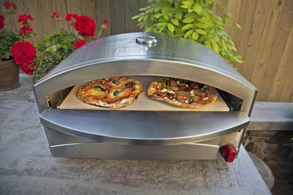 Camp Chef Italia Artisan Pizza Oven Reviews