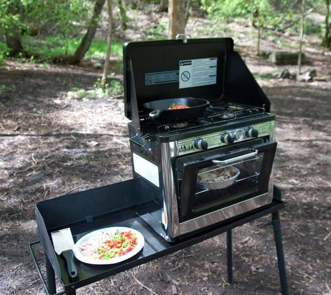 Camp Chef Portable Outdoor Camp Oven