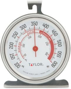 Taylor - Thermometer For Pizza Oven