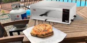 Wisco 421 Pizza Oven Review