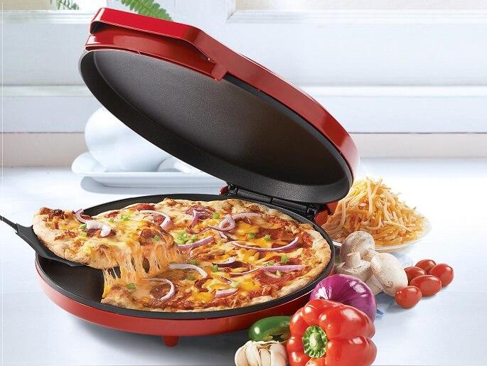 betty crocker bc-2958cr pizza maker