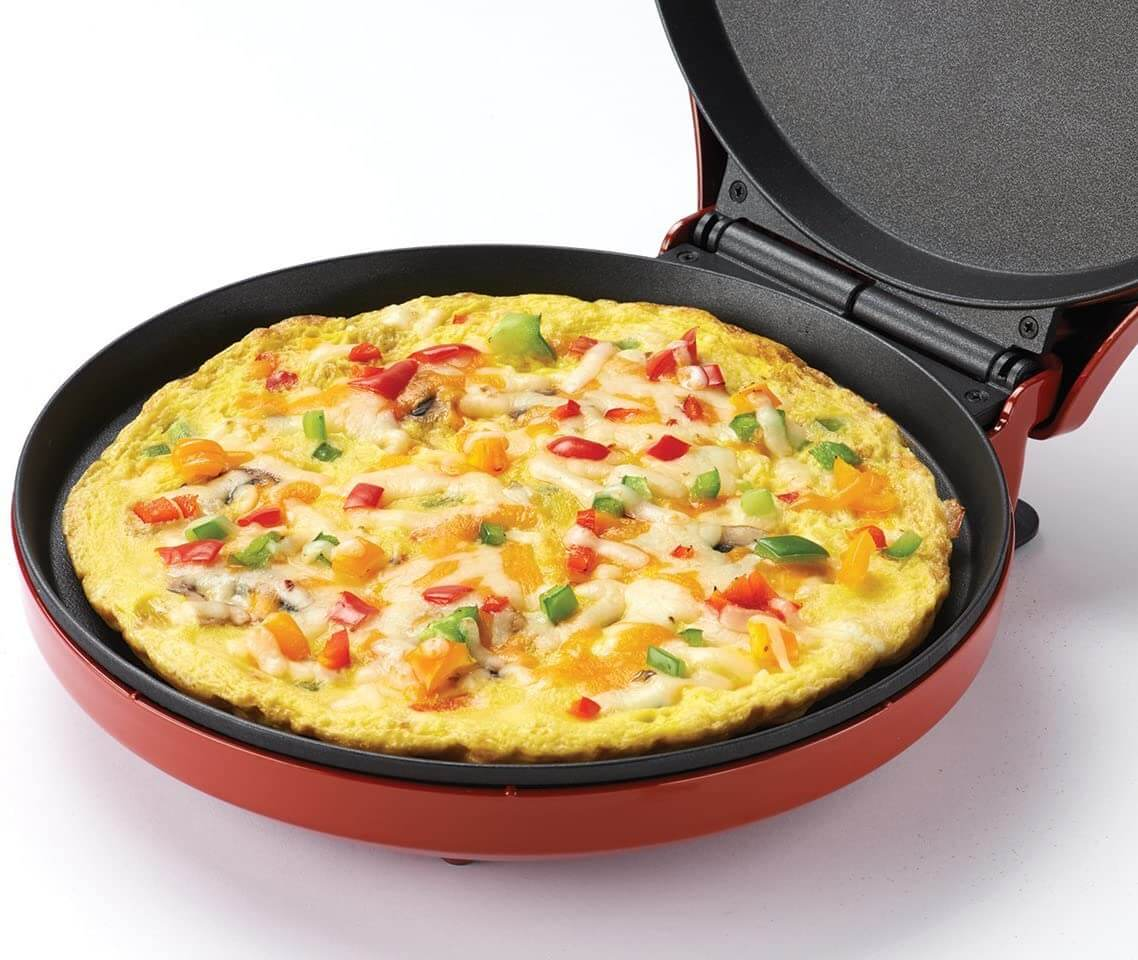 Features of the Betty Crocker Pizza Maker