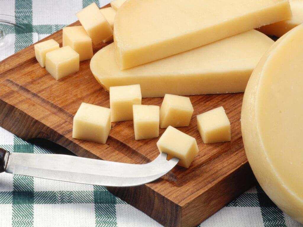 How is Provolone Cheese made?