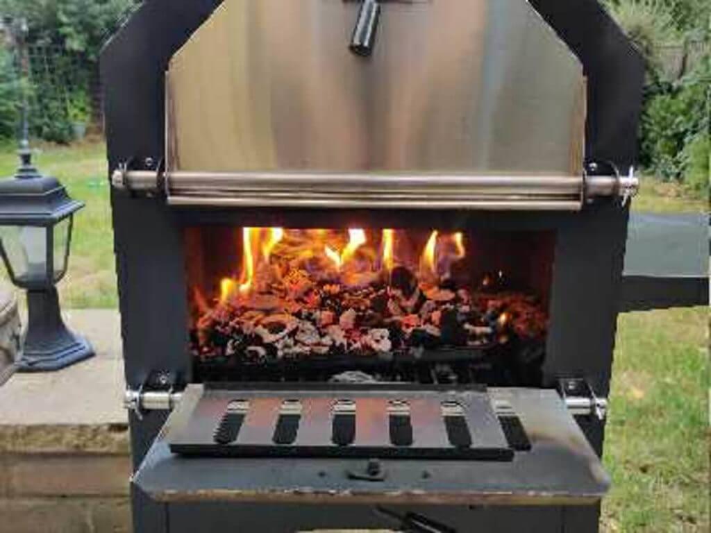 pizza oven outdoor - la hacienda pizza oven