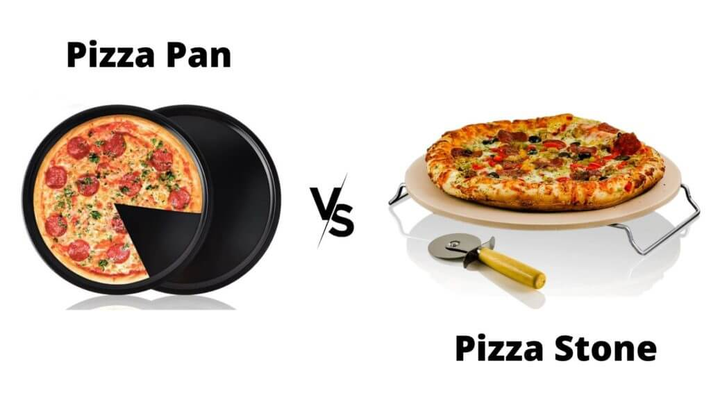 pizza stone vs pan