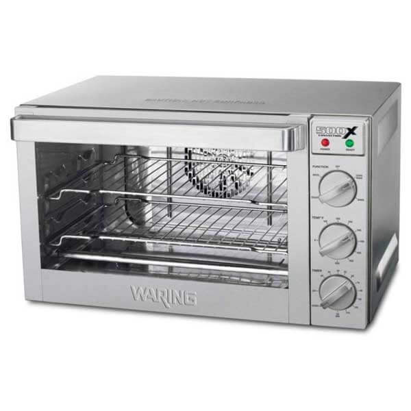 Waring WCO500X commercial pizza oven reviews