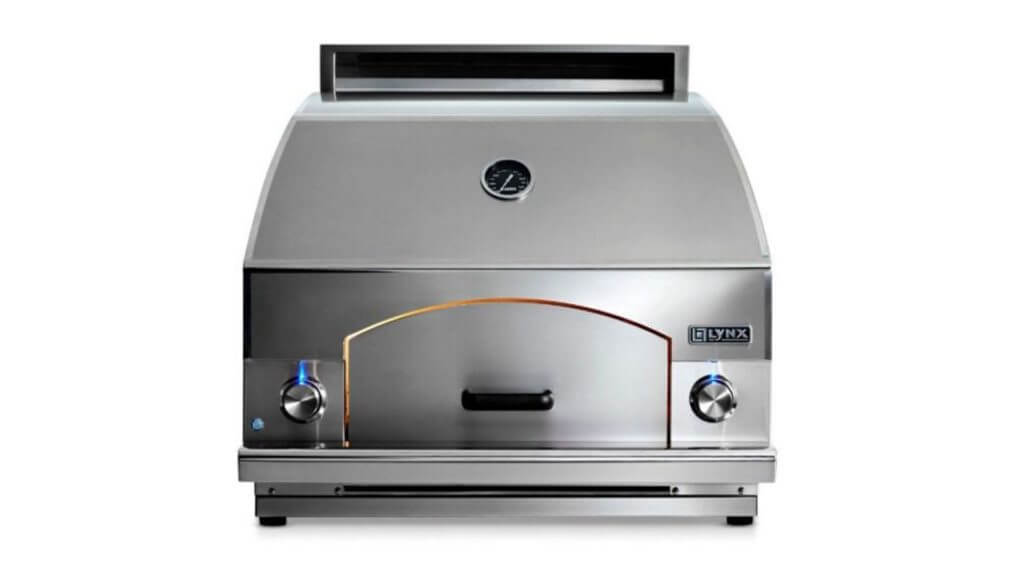 lynx pizza oven