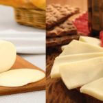 Difference between Provolone and Mozzarella