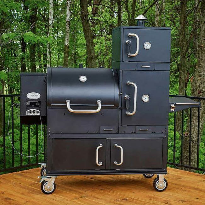 Louisiana Grills Champion Pellet Grill