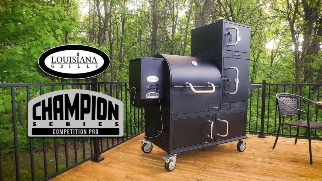 Louisiana Grills Champion Review