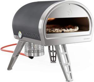 Roccbox Pizza Oven - Portable Outdoor Pizza Oven