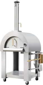 Thor Stainless Steel Artisan Wood Fired Pizza Oven