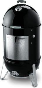 Weber vertical pellet smoker