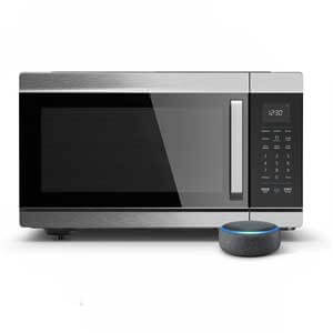 Amazon 4-in-1 Smart Microwave with Pizza Oven
