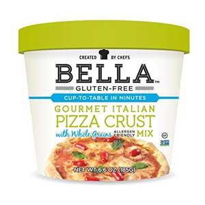 Bella Gluten-Free Italian Pizza Crust Dough Mix