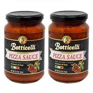 Botticelli Premium Italian Pizza Sauce