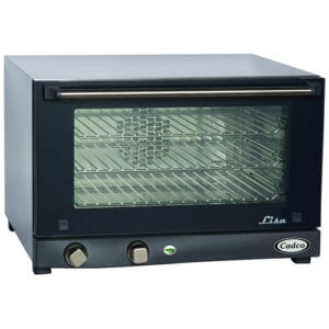 Cadco POV-013 Commercial Electric Convection Pizza Oven