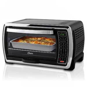 Oster Digital Convection Toaster Oven for Frozen Pizza