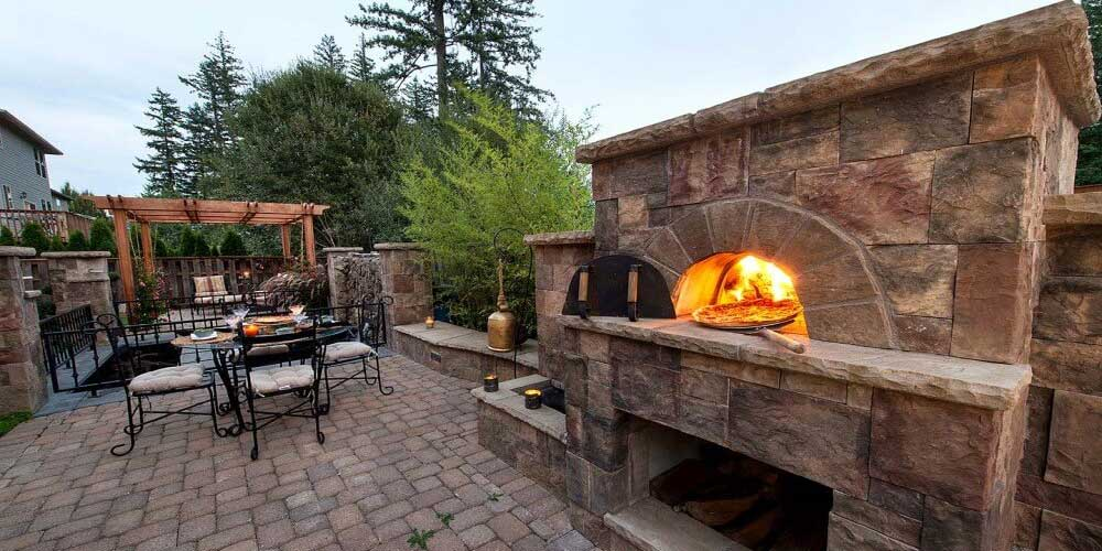 Buying Guide Outdoor Fireplace With Pizza Oven Piaci Pizza