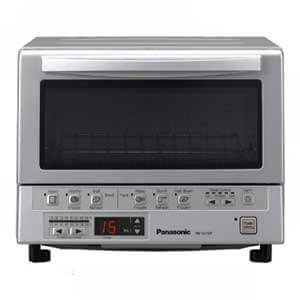 Panasonic NB-G110P FlashXpress Compact Toaster Oven for Frozen Day