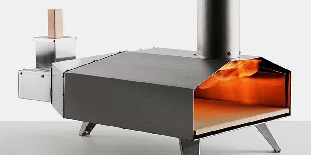 Unni 3 Pizza Oven Design