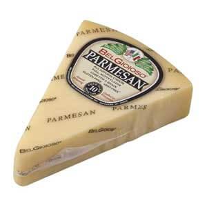 BelGioioso Parmesan Cheese Wedge 8 oz