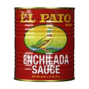 El Pato Red Enchilada Sauce