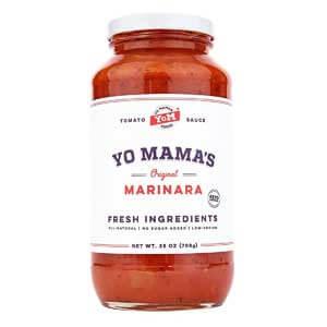 Keto Marinara Pasta Sauce by Yo Mama's Foods