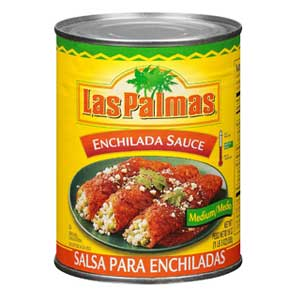 Las Palmas Red Enchilada Sauce