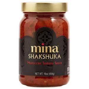 Mina Shakshuka Marinara Sauce