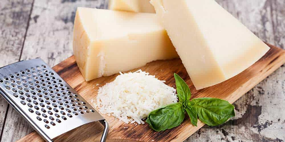 Nutritional Contents of Parmesan Cheese