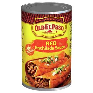 Old El Paso Red Enchilada Sauce