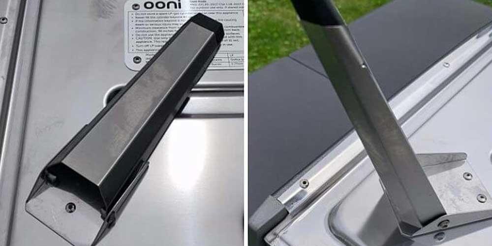 Ooni Koda Pizza Oven Portability