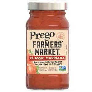 Prego Farmers' Market Classic Marinara Sauce